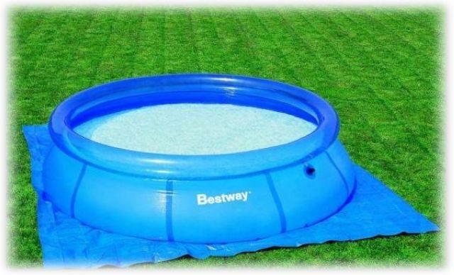 Основание для надувного бассейна