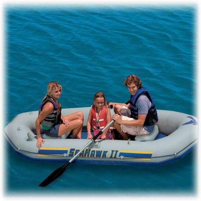 надувные лодки со встроенным насосом