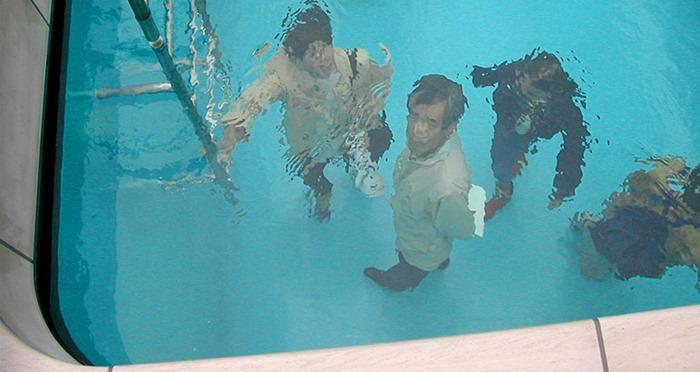 Как создать иллюзию воды